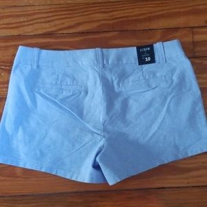J Crew shortish short